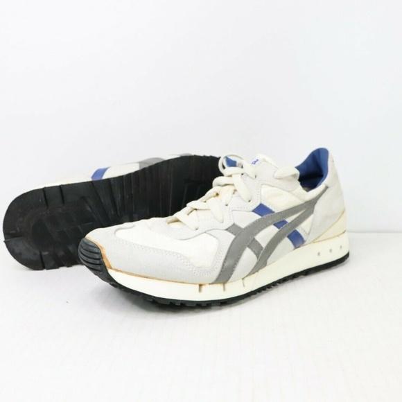online retailer fd1bf f430b Vintage Asics Onitsuka Tiger Casual Shoes Mens 9.5